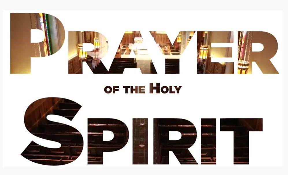 Prayer of the Holy Spirit