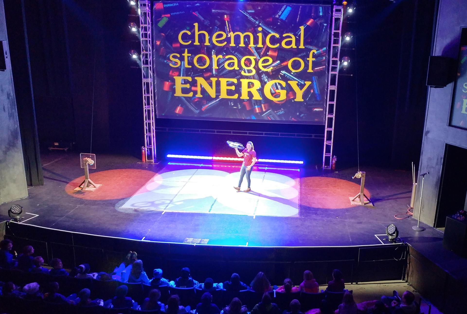 Energy and U