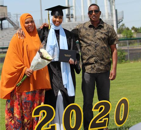 Class of 2020 Grads