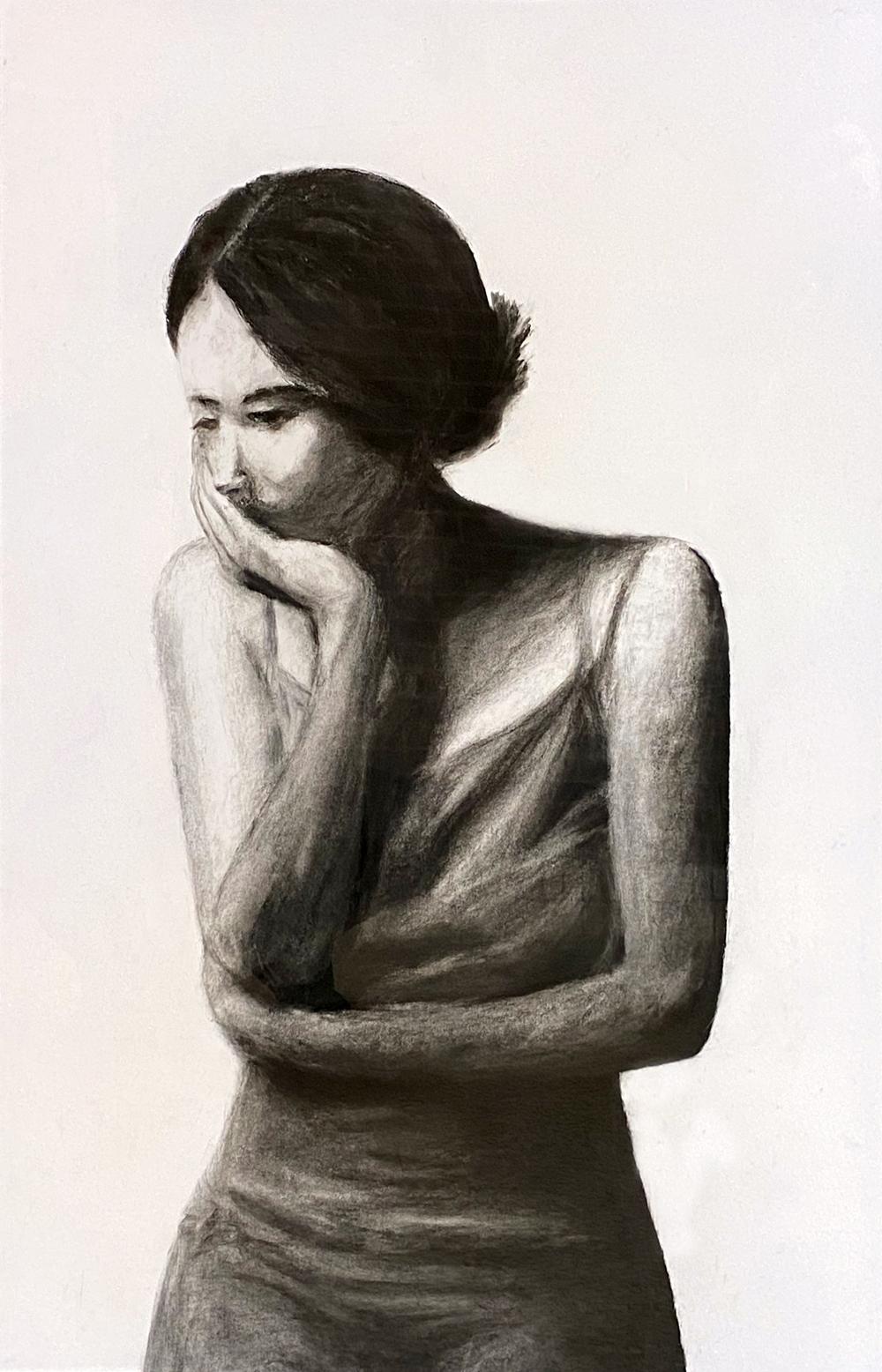''Self-Portrait'' by Yangchen Namgyal