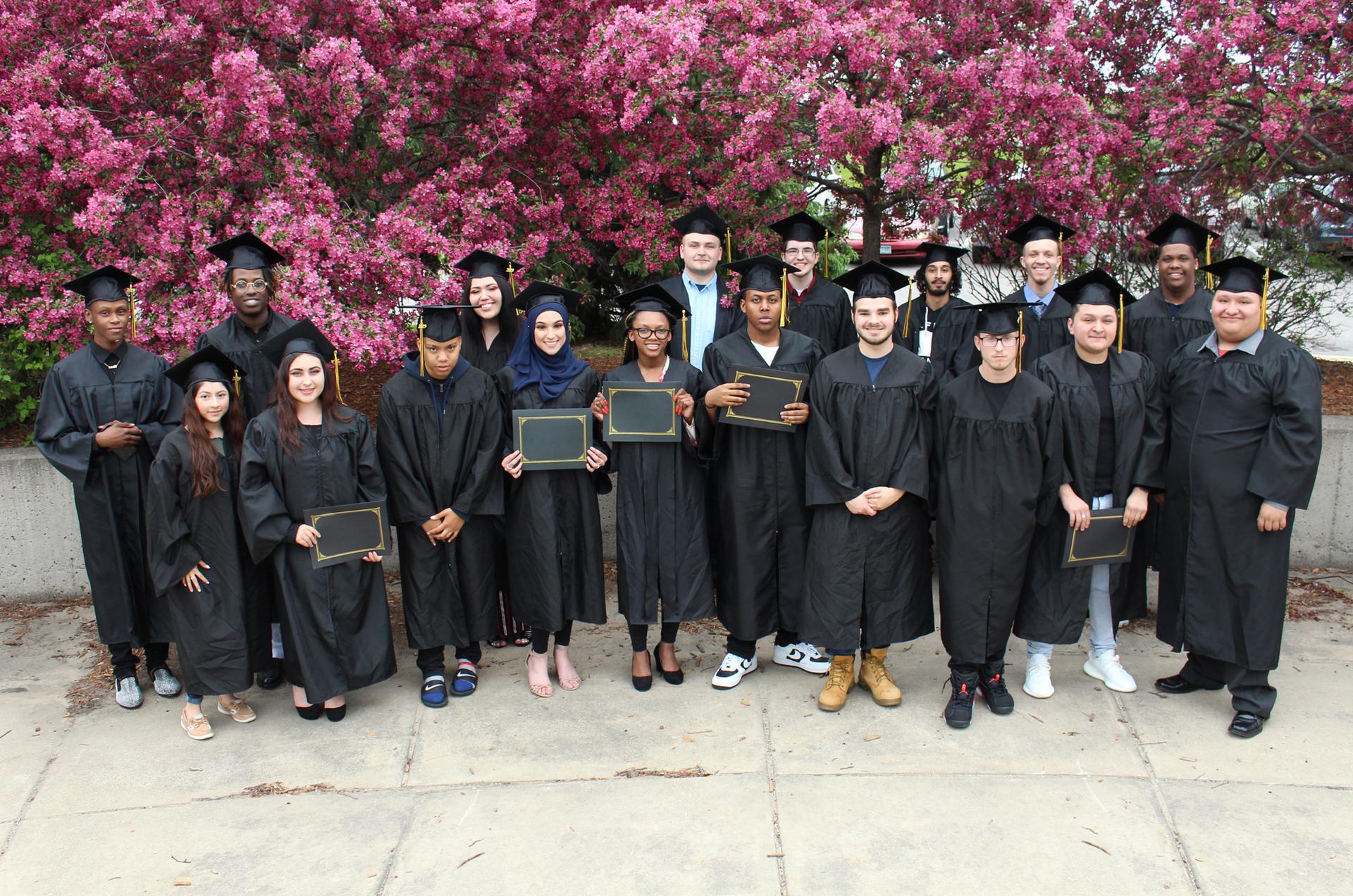 ALC Graduation Ceremony