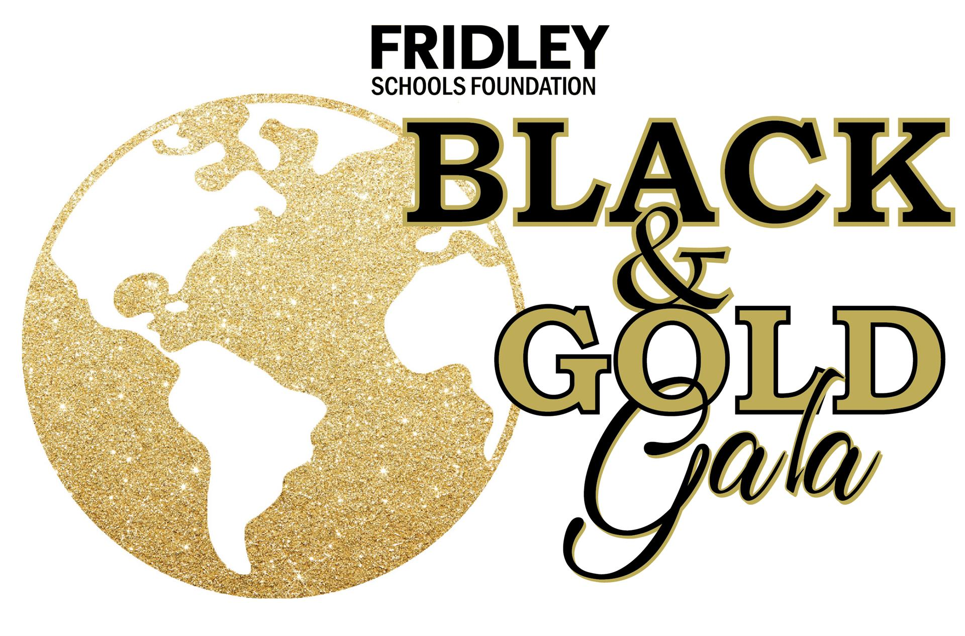 Black and Gold Gala