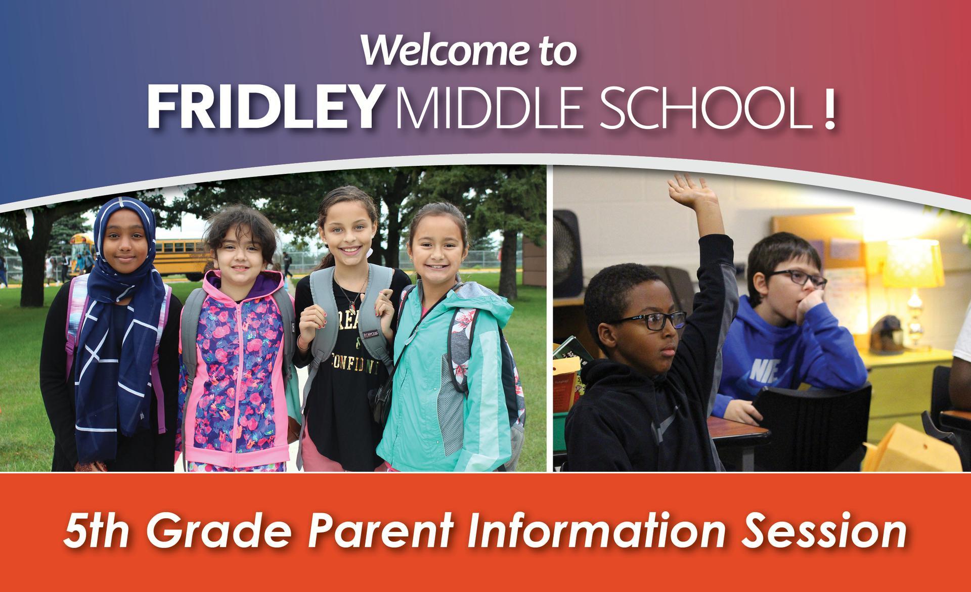 FMS 5th Grade Parent Information Session