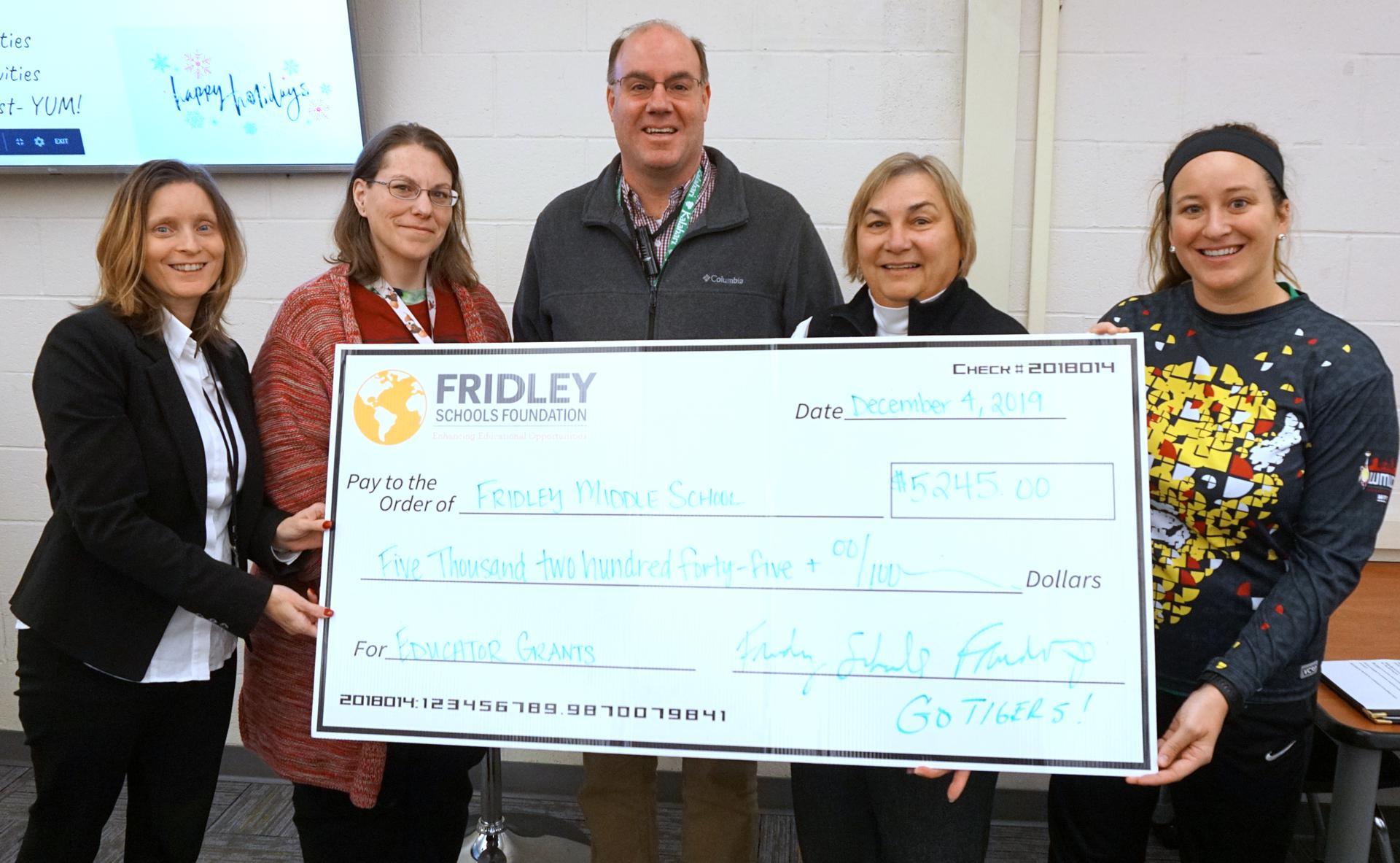 FSF Teacher Innovation Grants