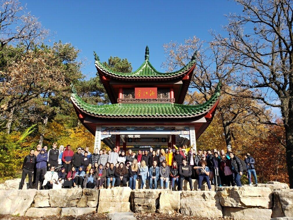 Chinese program field trip