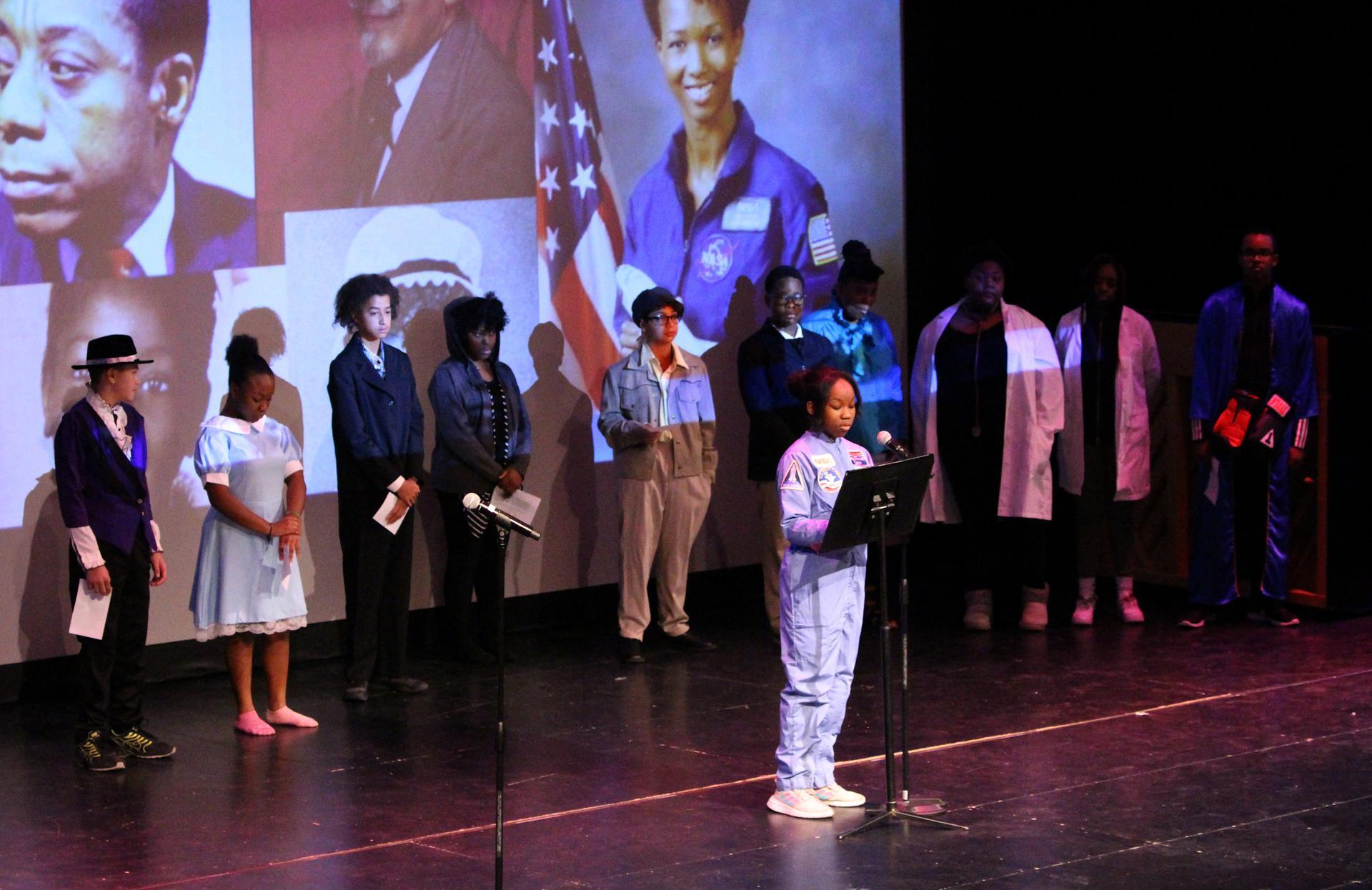 FMS Black History Month Showcase