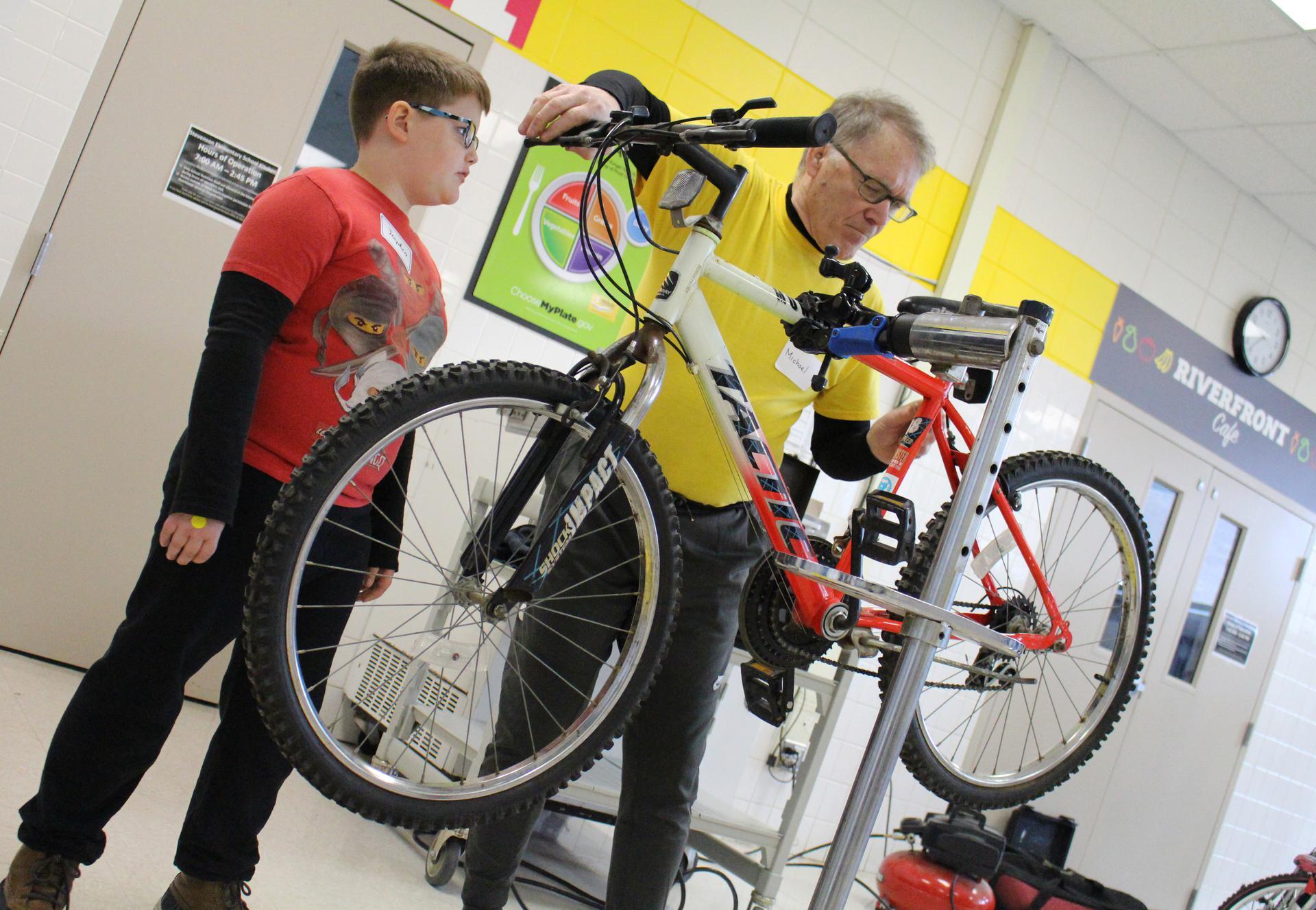 Free Bikes for Kids