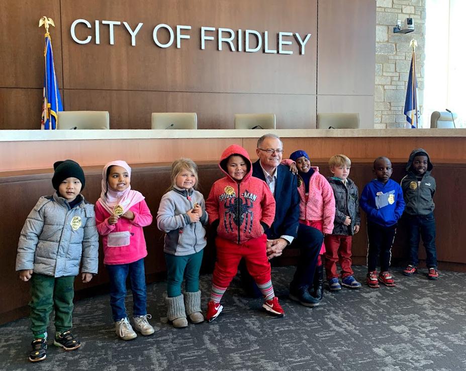 Fridley Preschool at Fridley Civic Campus