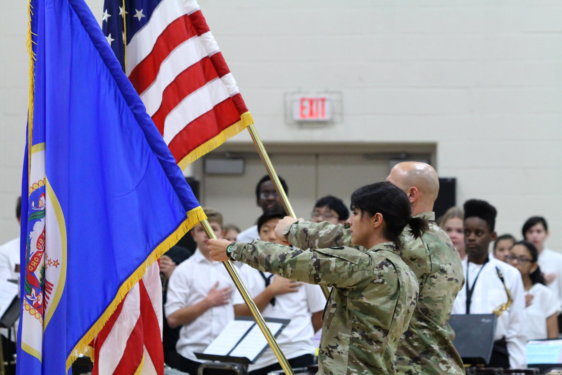 FMS Veterans Day Program