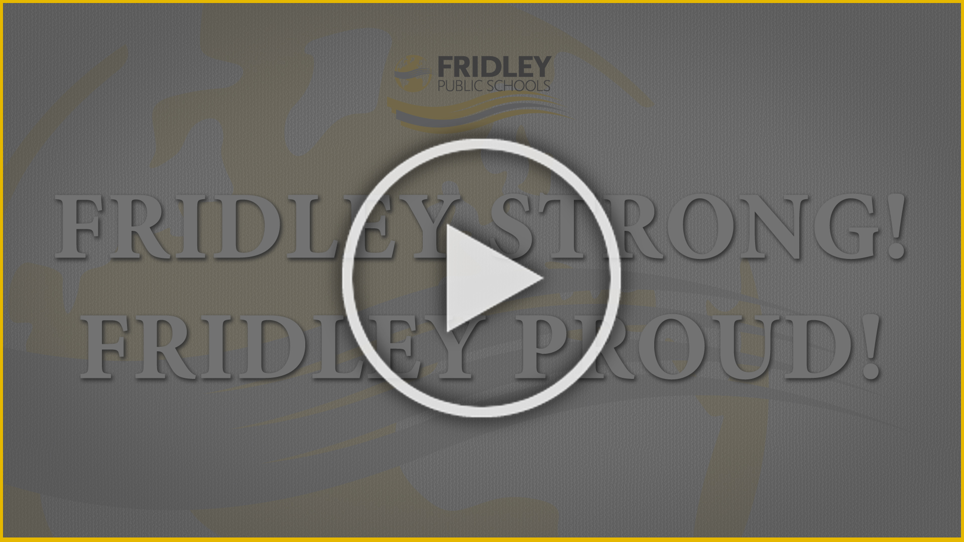 Fridley Distance Learning - Week One