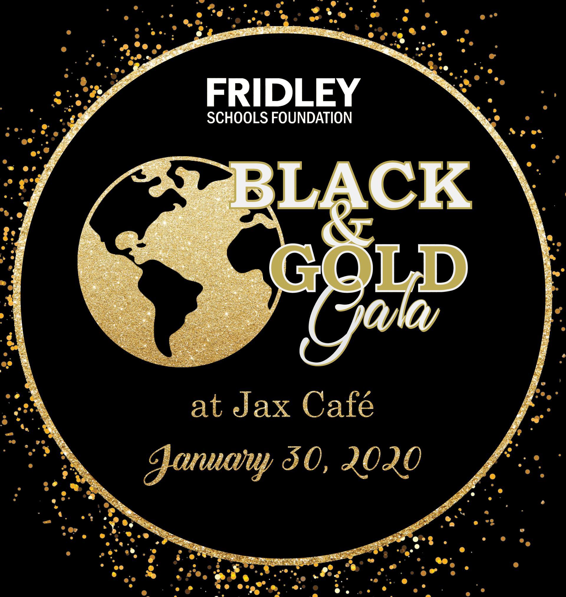 Black & Gold Gala