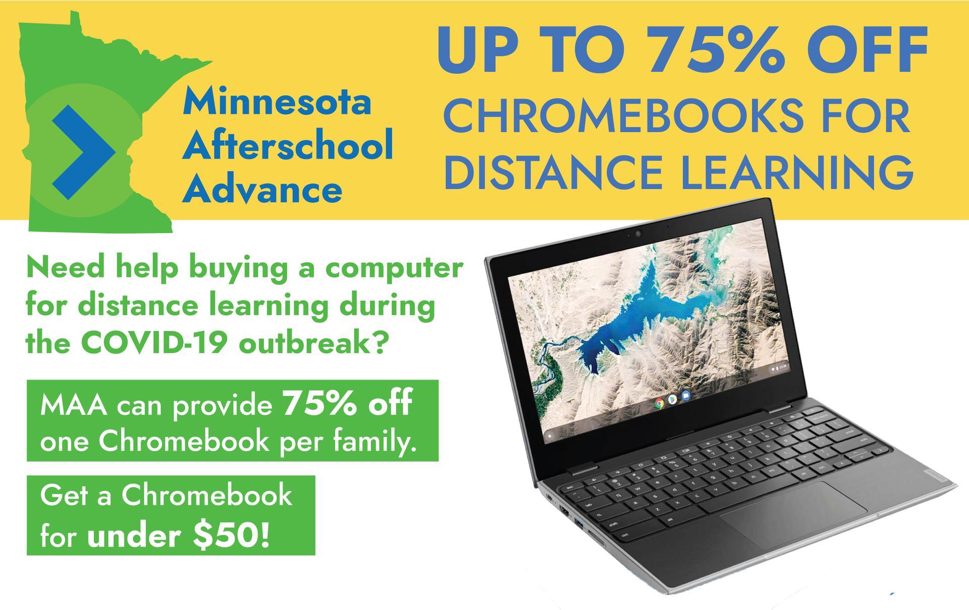 Minnesota Afterschool Advance - chromebooks