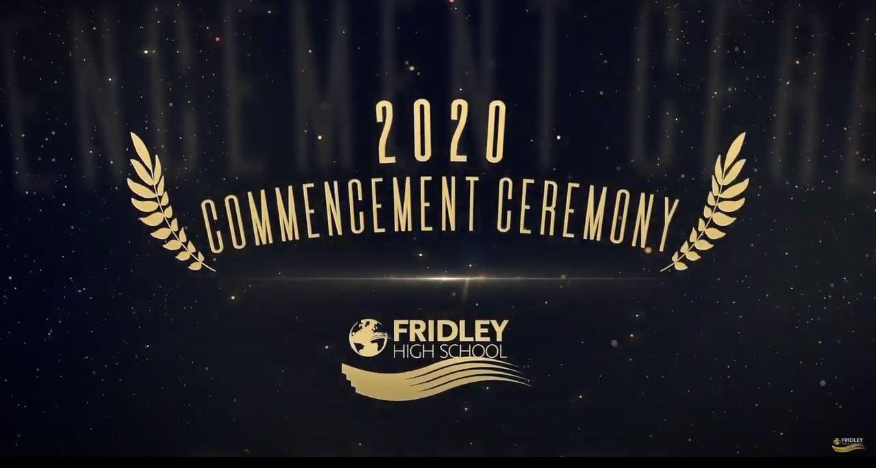 2020 Commencement Ceremony