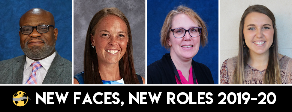 New Faces, New Roles