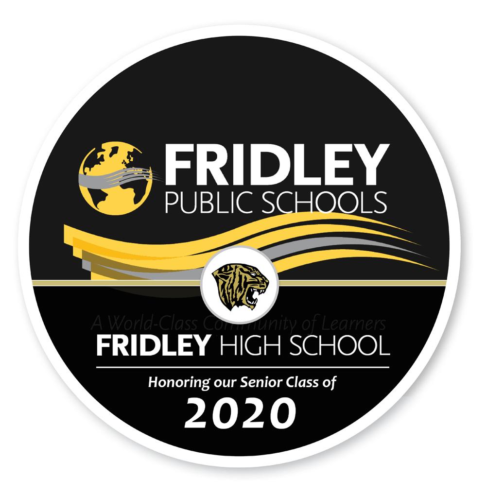 Fridley Seniors - Facebook Frame