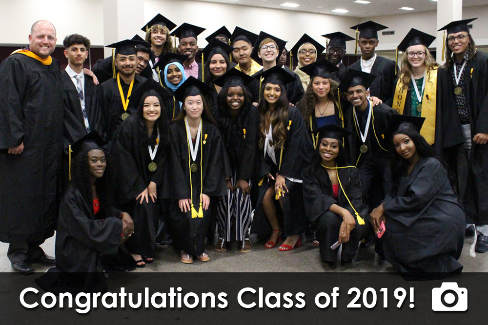 FHS Class of 2019 - Commencement