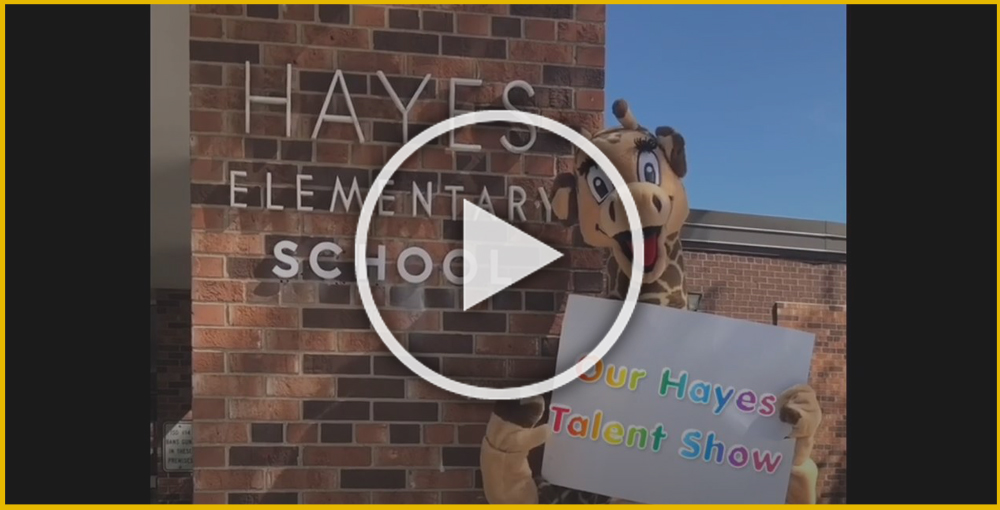 Hayes Talent Show