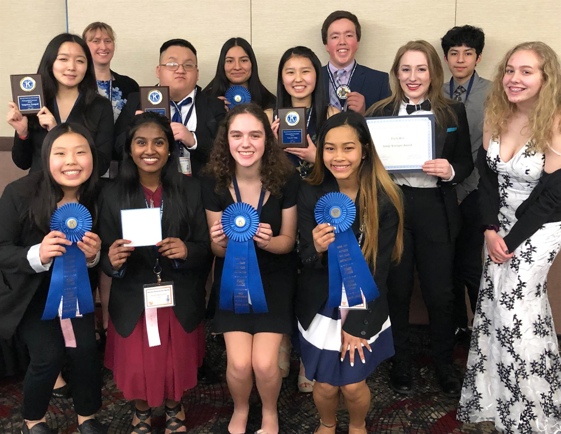 Key Club District Convention