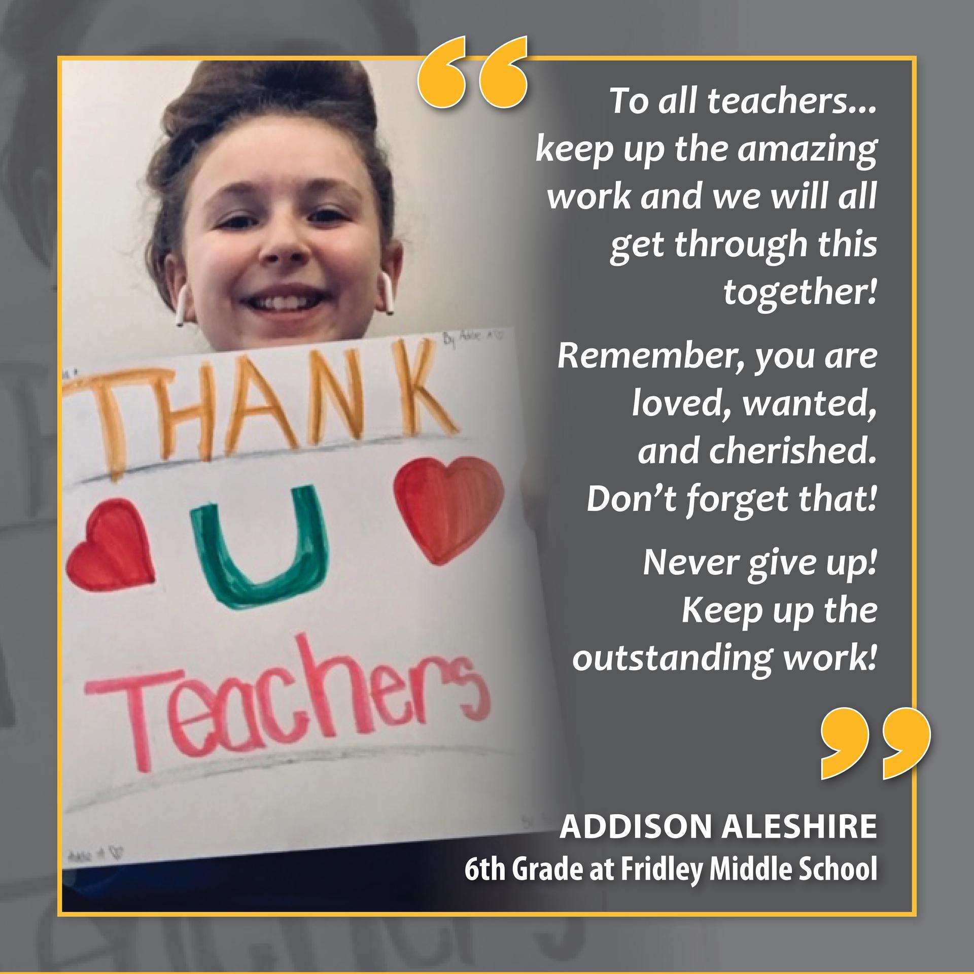 Addison Aleshire