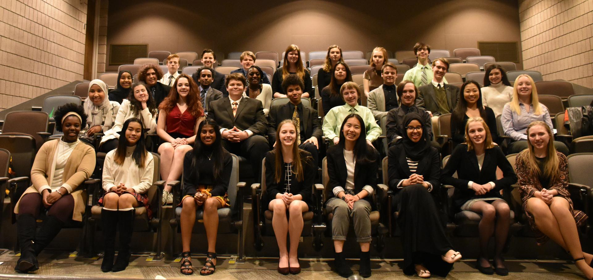 FHS speech team