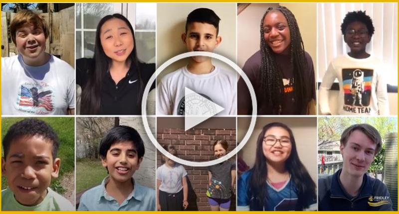 Teacher Appreciation Week Video