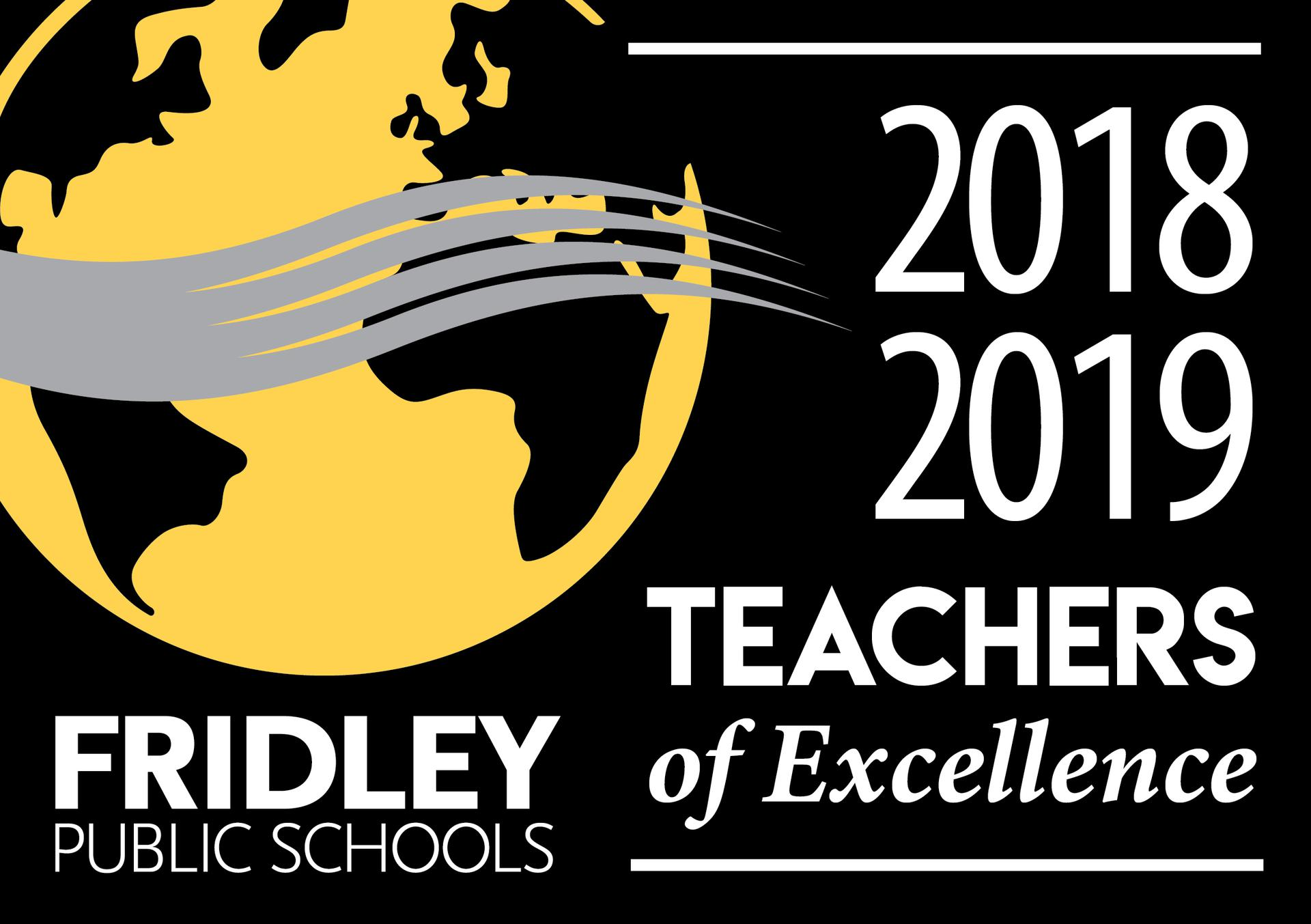 Teachers of Excellence 2018-19