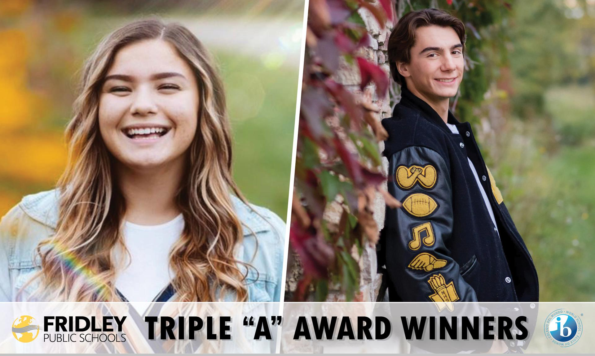 Triple A Award
