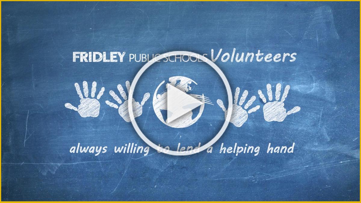 Volunteer Appreciation Video