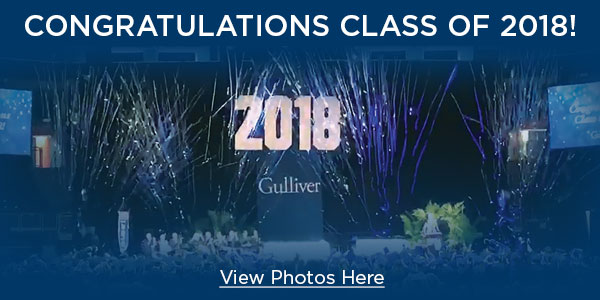 Congratulations Class of 2018! Click to view photos.