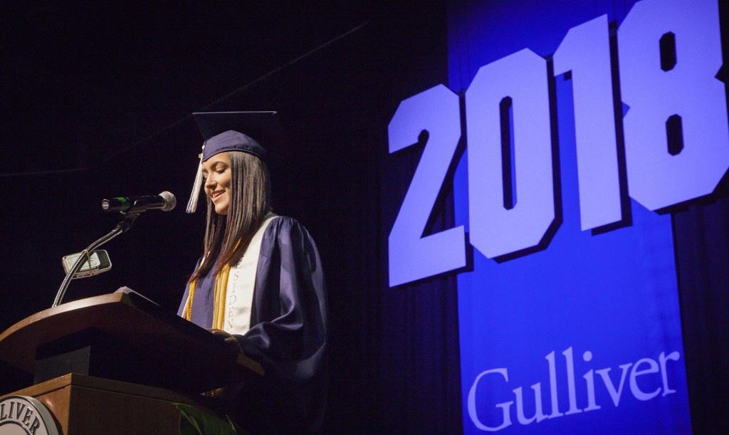 Gulliver Class of 2018
