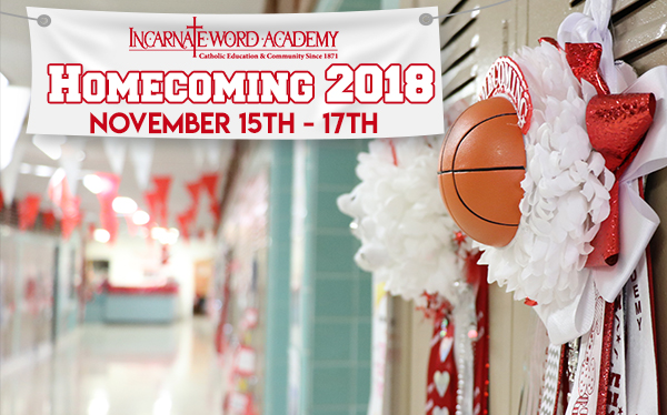 Visit our Homecoming webpage!