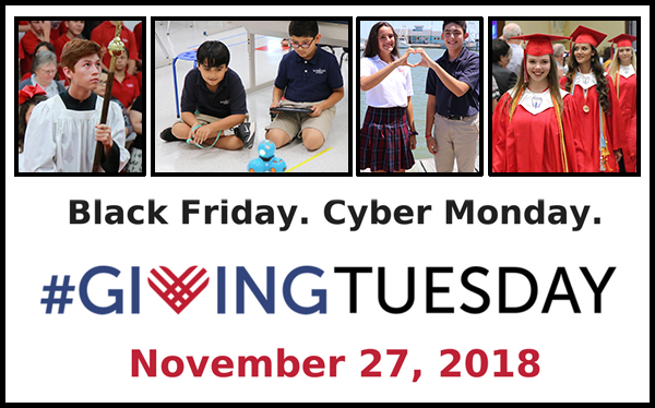 Give During #GivingTuesday