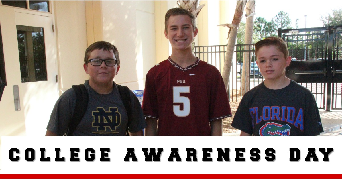 College Awareness Day