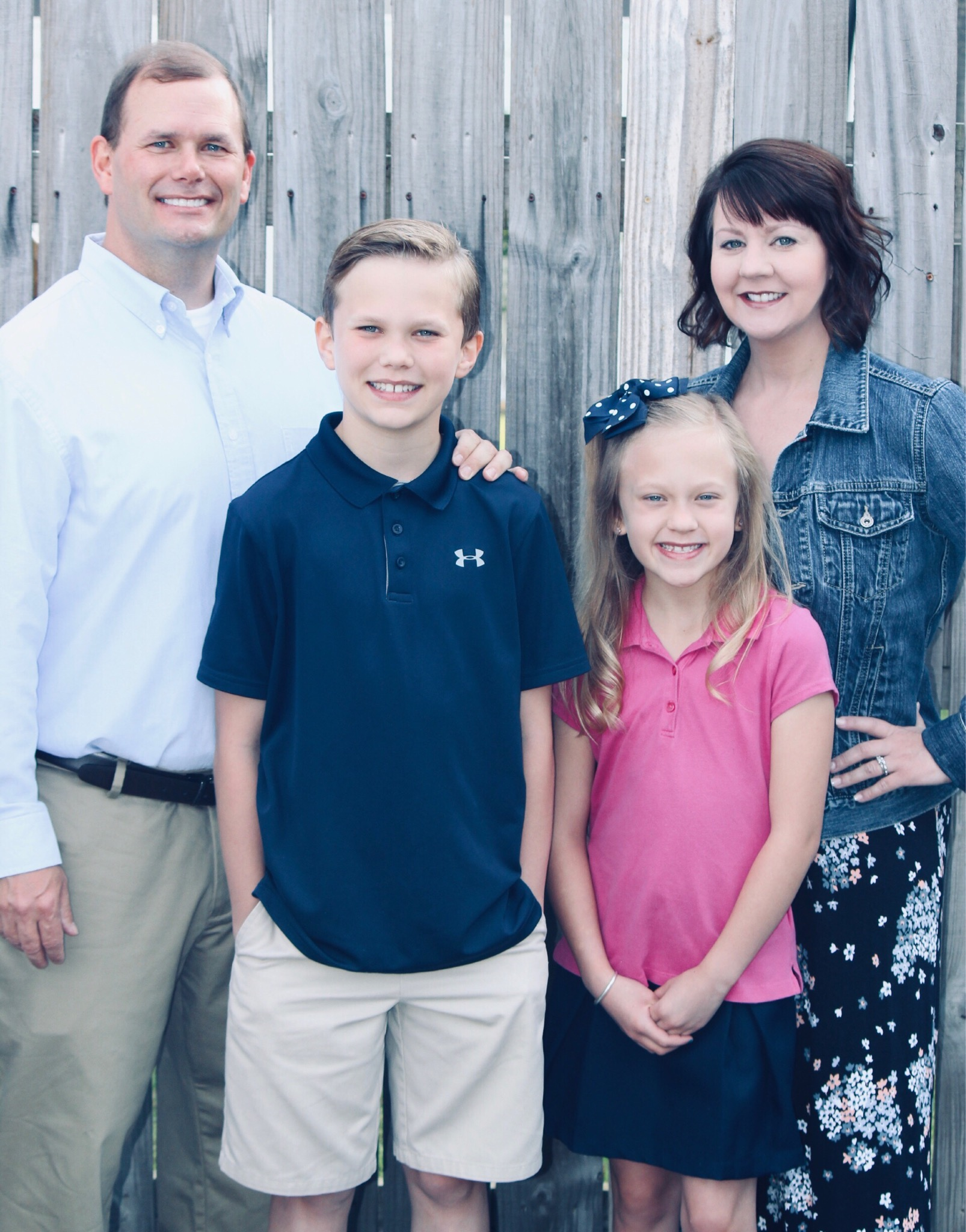 Dr. David Breslin Family Photo