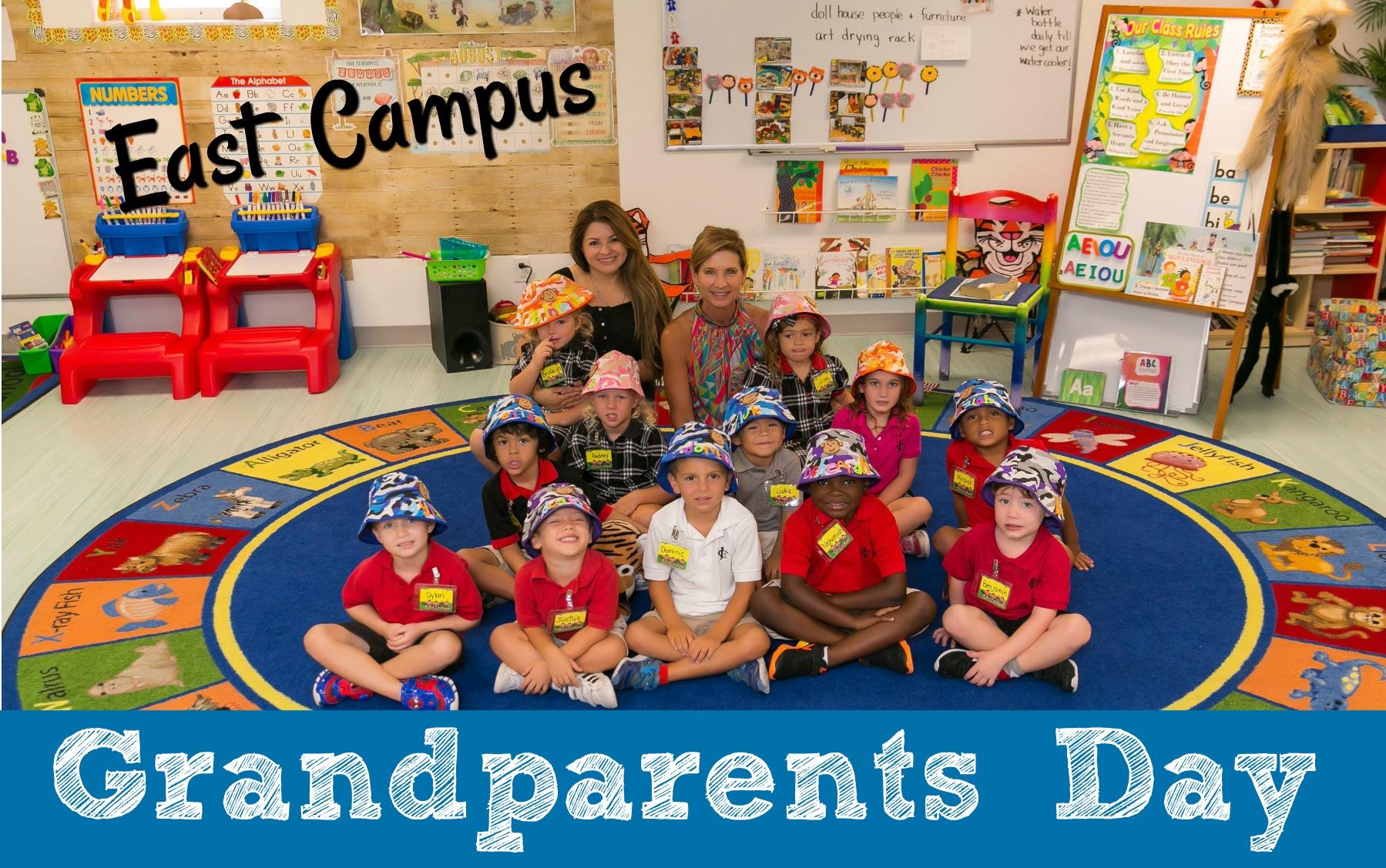 East Campus Grandparents Day