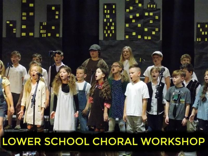 Lower School Choral Workshop