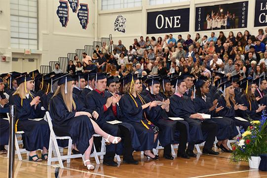 LHS Graduation Ceremony