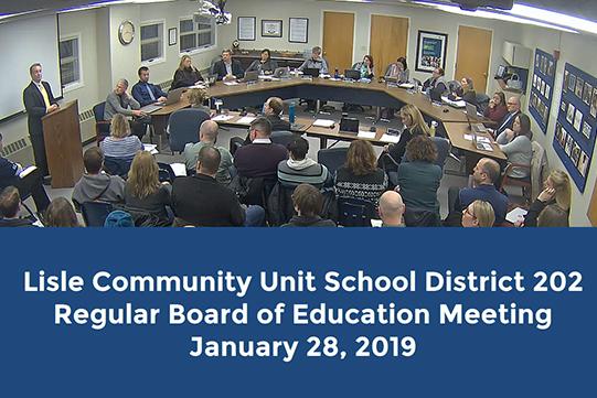 Board Meeting Thumbnail