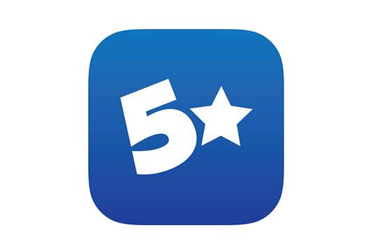 5 Starr app