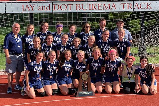 LHS Girls Soccer Team