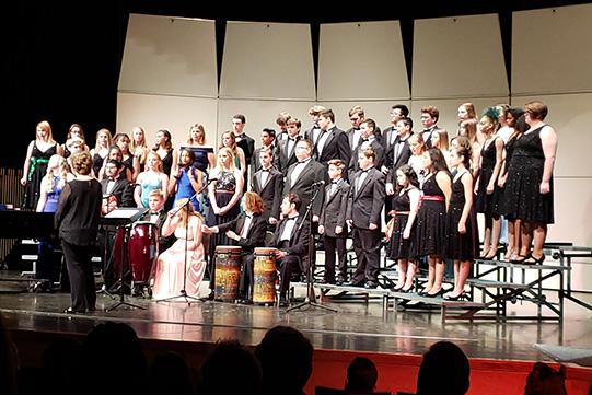 Lisle High School Choir