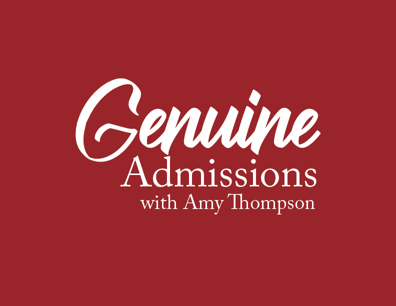 Genuine Admissions Podcast On Boarding