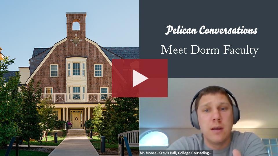 Meet Dorm Faculty