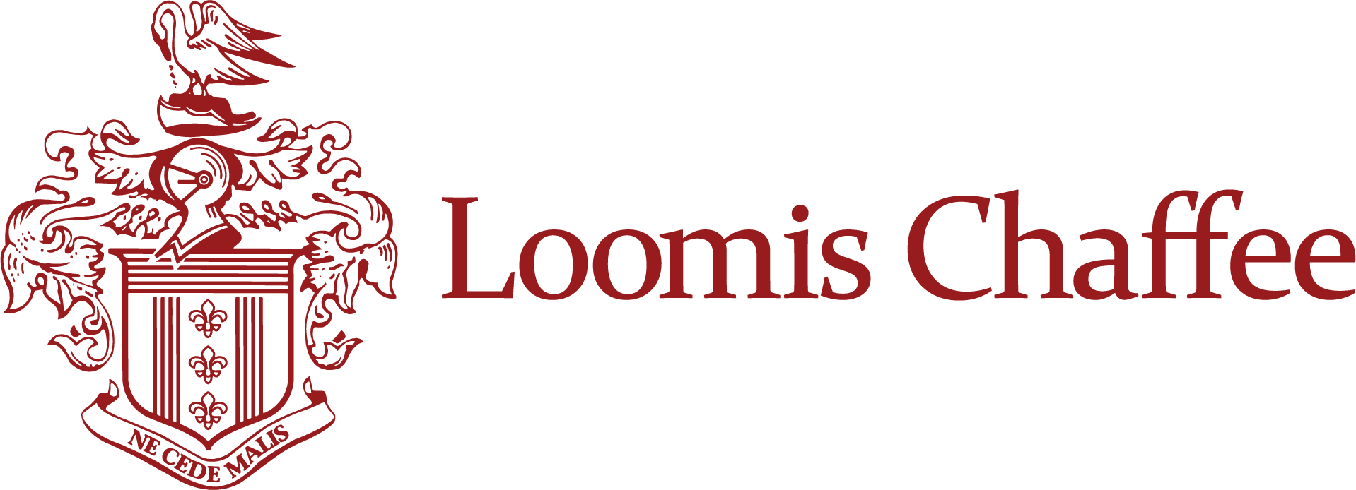 Loomis Chaffee Wordmark and Coat of Arms