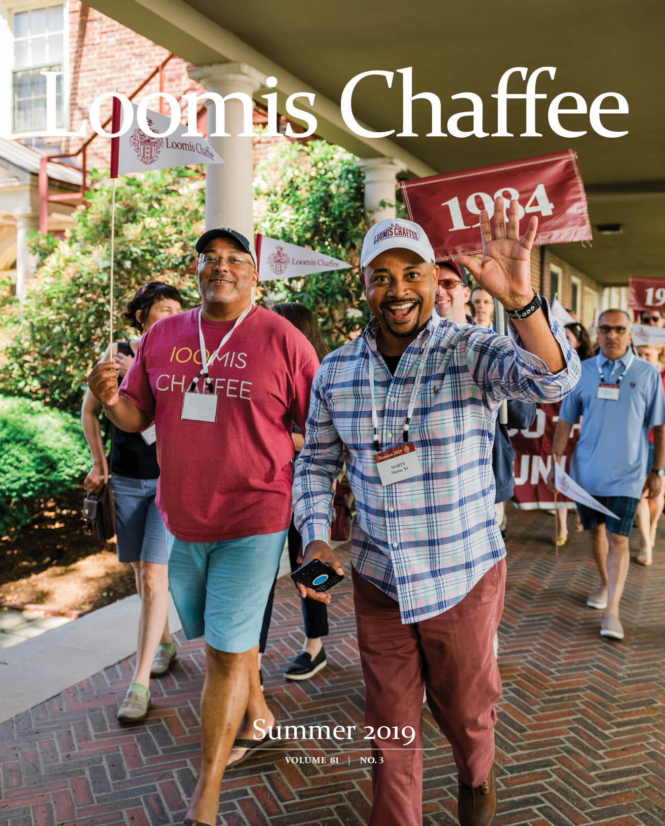 Loomis Chaffee Magazine Summer 2019