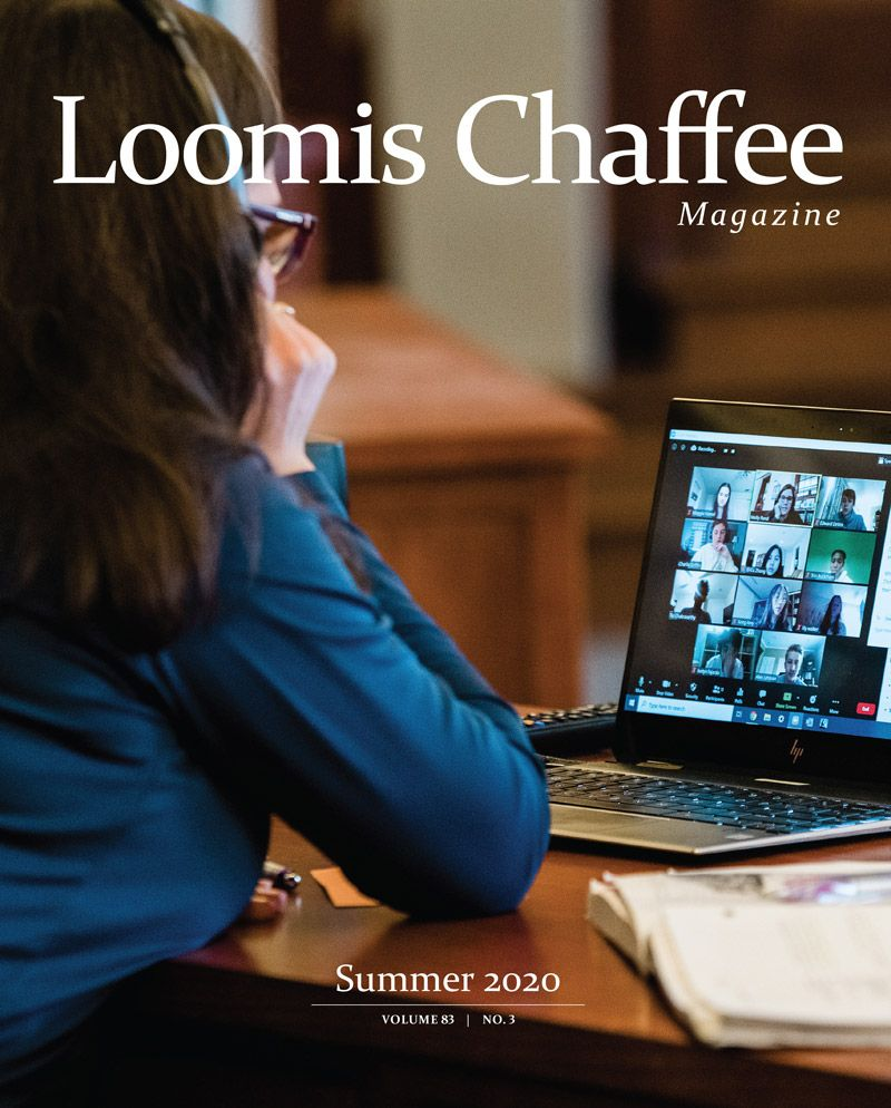 Loomis Chaffee Magazine Winter 2020