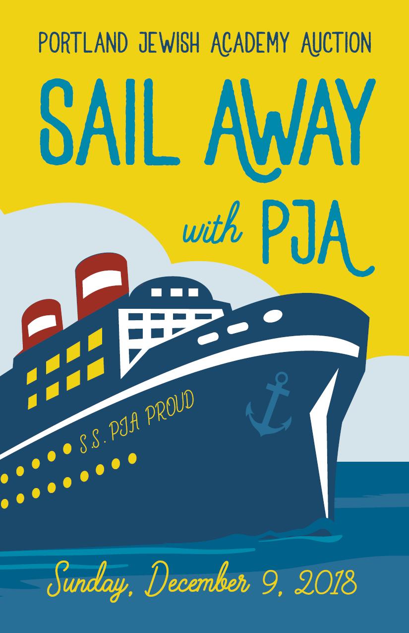 Sail Away with PJA!