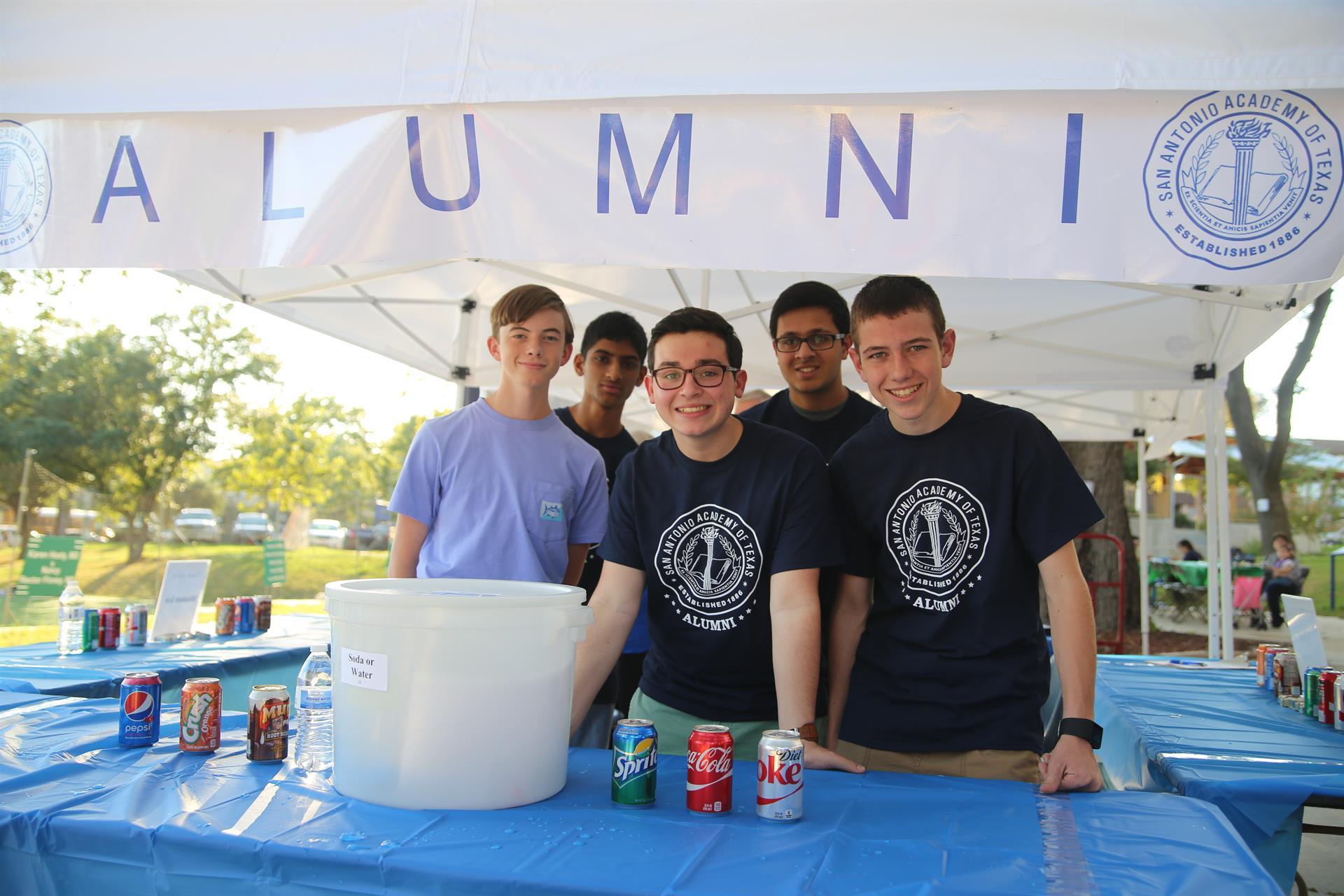 Alumni Homecoming Weekend 2018