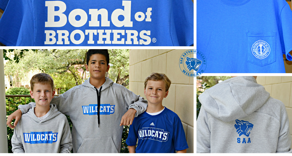 New Spirit Wear available at Vivroux!