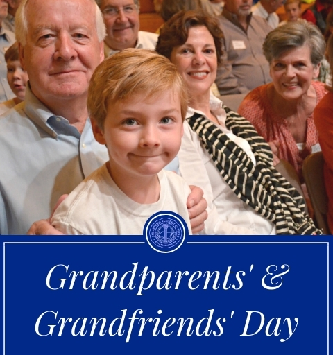 Grandparents' Day is November 16, 2018